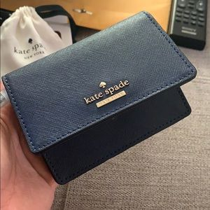 Kate Spade Key Ring Wallet
